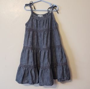 Old Navy Jean Sun Dress